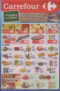 carrefour.0000cp4 Quarta - Hoje é dia de feira barata nos supermercados!
