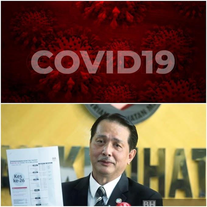 Pakar ramal malaysia mungkin akan mengalami gelombang kedua COVID-19