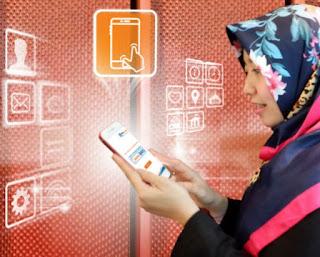 cara registrasi aktivasi mobile banking mbanking syariah bri di kantor cabang