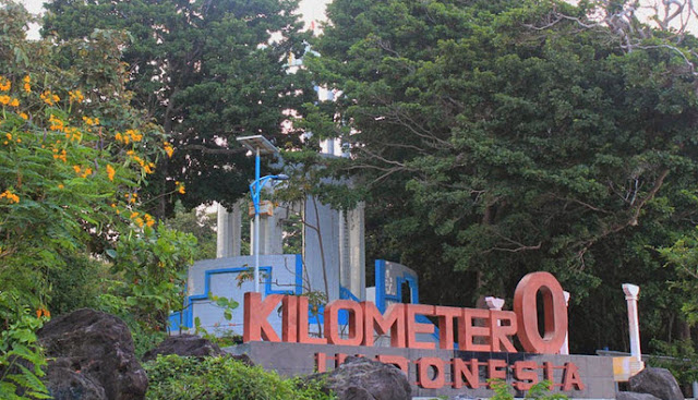 Titik 0 KM Indonesia