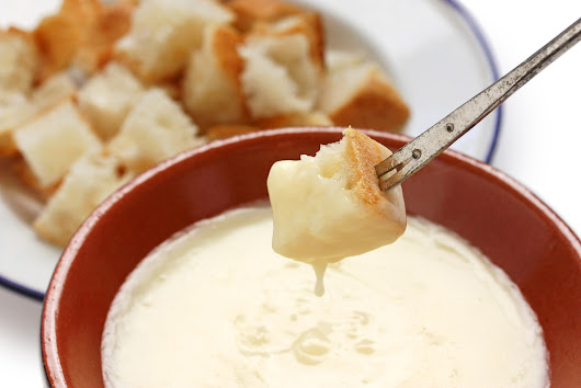 National Cheese Fondue Day- April 11th 2017