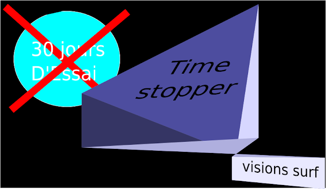 time stopper pour prolonger la version d'essai