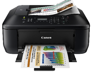 Canon PIXMA MX376 Printer Driver Download
