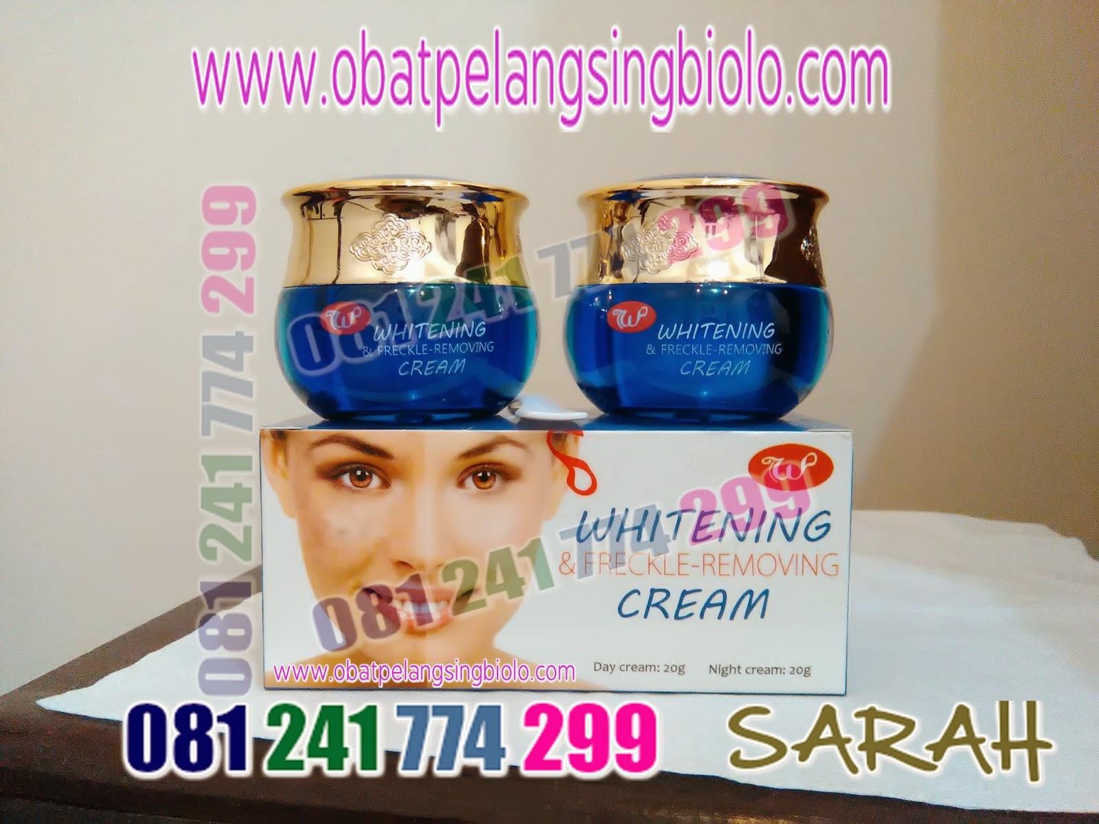 Cream Pencerah Wajah