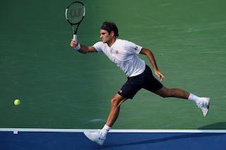 Tay vợt Roger Federer