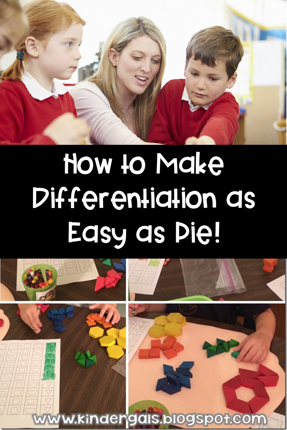 Kindergals Differentiated Math Instruction And Assessments