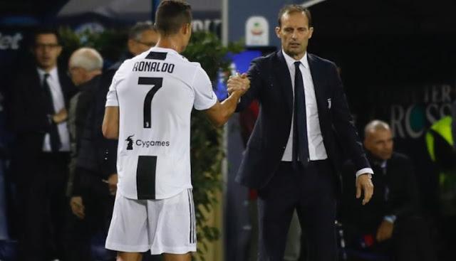 Allegri: Juventus Wajib Juara Liga Champions!