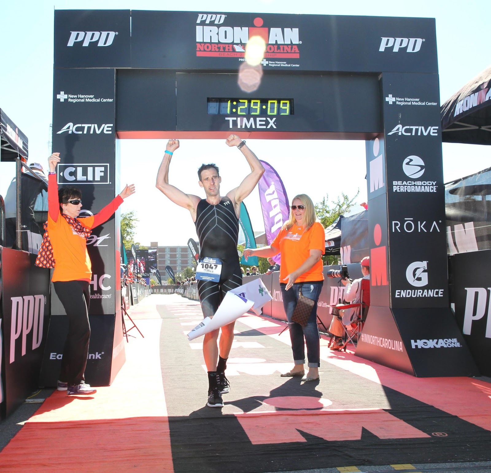 Crohnic Triathlete, Esq.: RACE RESULTS
