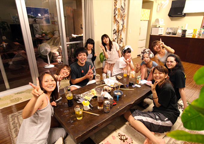 Guesthouse Hanahana, Miyakojima