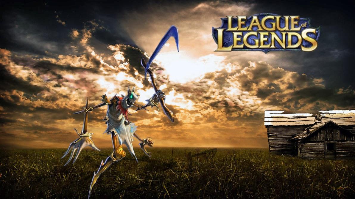 I Quit Wallpaper Hd Fiddlesticks League Of Legends Wallpaper Fiddlesticks