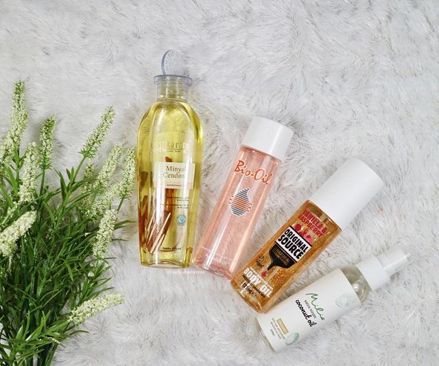 Body Oil Di Pasaran