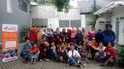 Blogger Jakarta, Komunitas Jakarta, Ngeblog