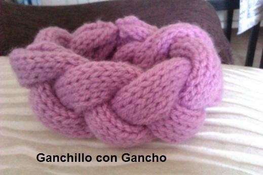 Ganchillo Con Gancho Cuellos De Lana - Hacer-cosas-de-lana