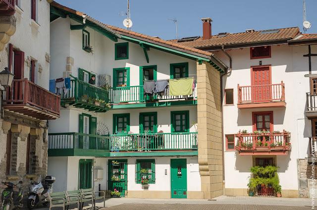 Pueblos encanto País Vasco