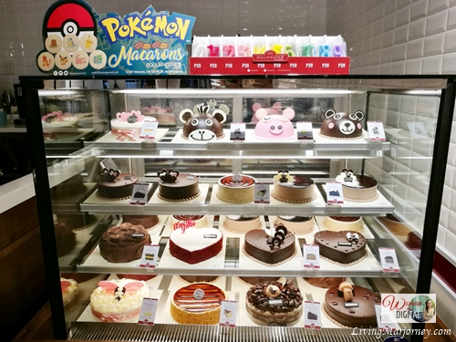 Boulangerie22 Pokemon cakes and more