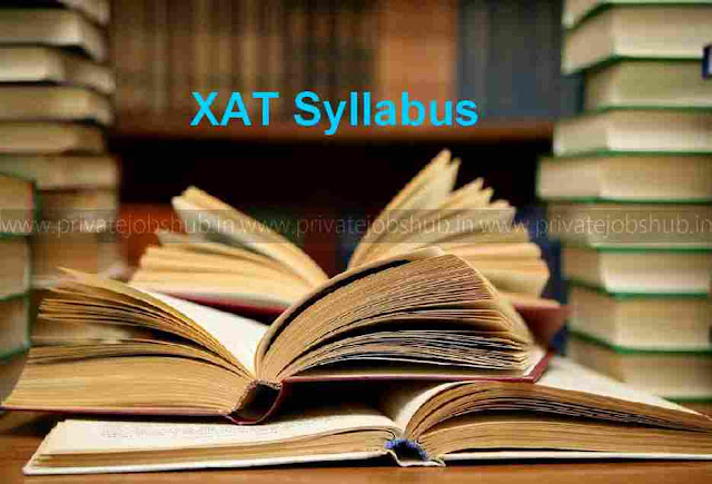 XAT Syllabus