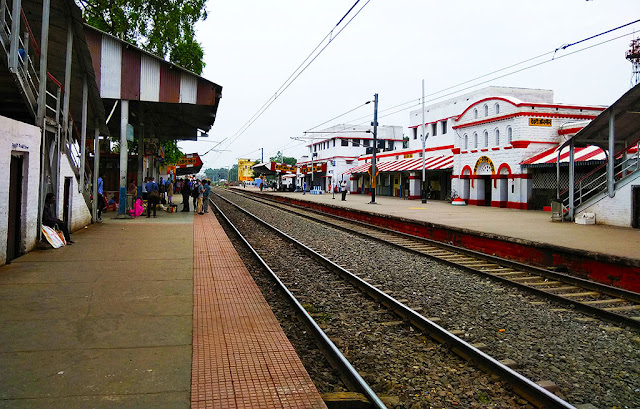 Railway Station, Dehri on Sone