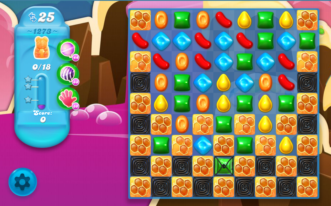 Candy Crush Soda Saga level 1273