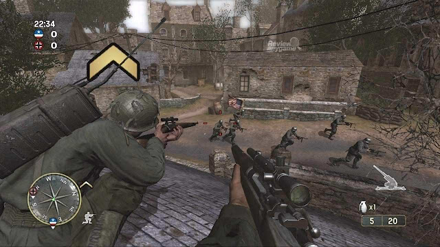 CALL OF DUTY 3 - MODERN WARFARE