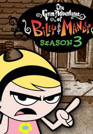 Billy y Mandy Temporada 3 720p Latino/Ingles