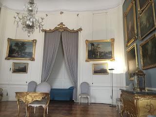 サンスーシ宮殿内部
