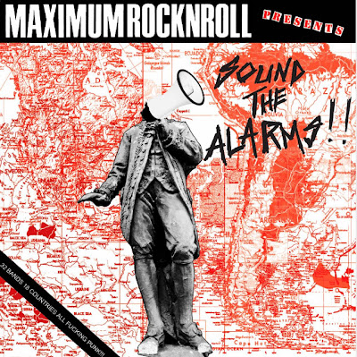 Sound the Alarms!! International double-12″ comp (maximum rock n roll)