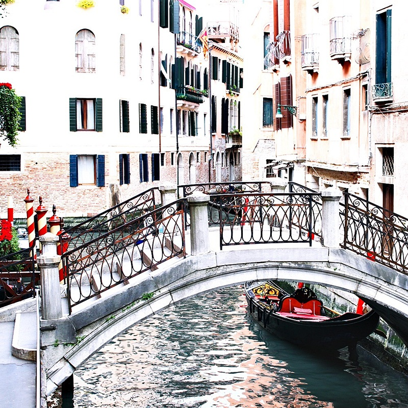beautiful photos of Venice in spring