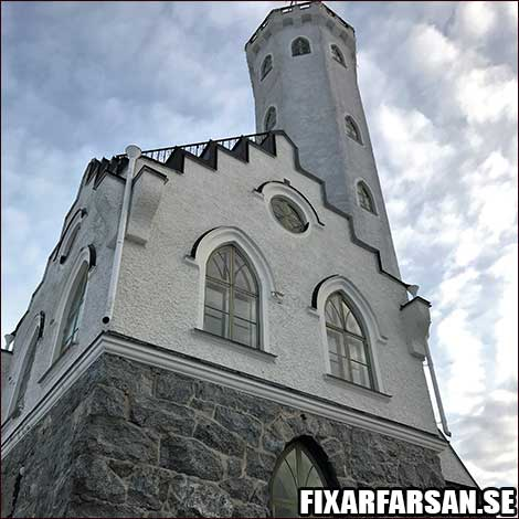 Oskarsborg-Torn-Söderhamn