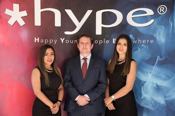 Hype llega a Ecuador a revolucionar el mercado cosmético