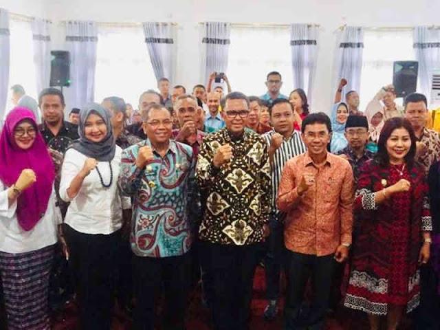 Nurdin Abdullah akan Lobi Pemerintah Jepang untuk Bantu Pemulihan Sigi