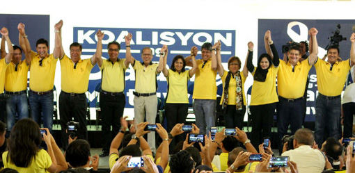 COMELEC GIVES LIBERAL PARTY UNTIL JUNE 30