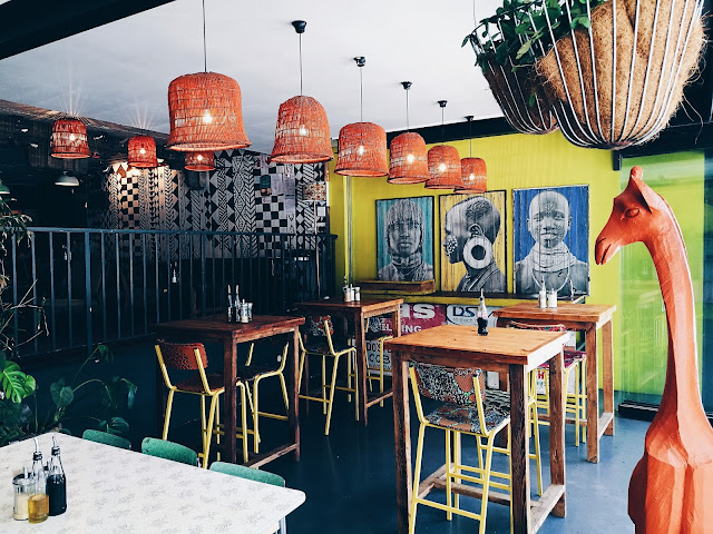 where to eat in johannesburg, johannesburg city guide, milk restaurant review