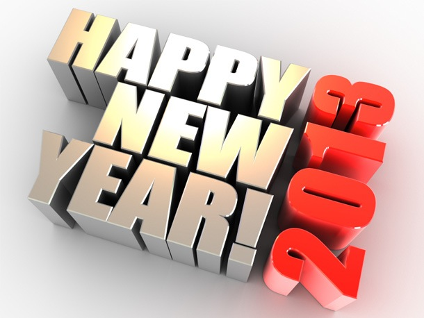 New Year 2013 Greetings