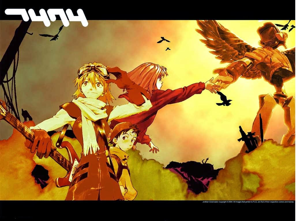 Download FLCL Subtitle Indonesia (Complete)