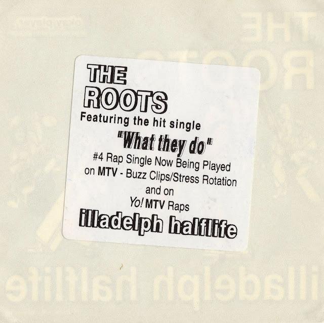 Hip Hop Nostalgia The Roots Quot Illadelph Halflife Quot Cmj 12 96
