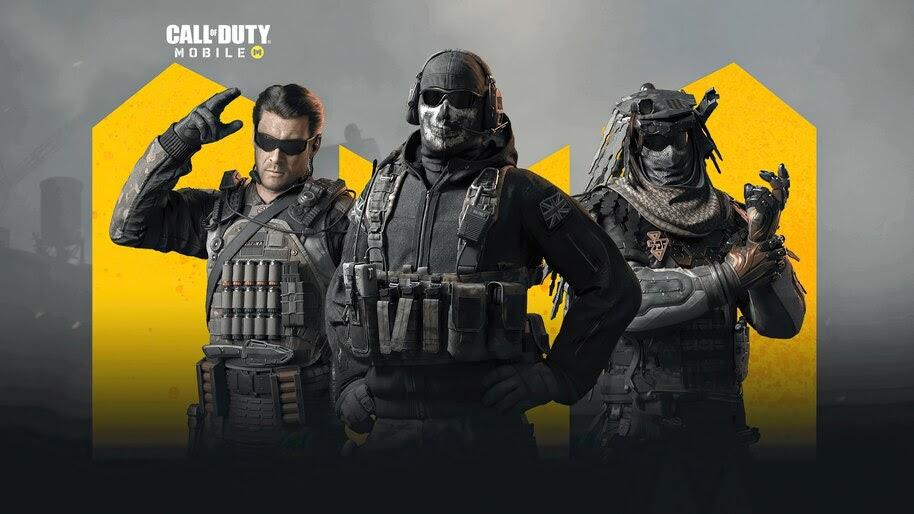 Call Of Duty Mobile 4k Wallpaper 7 1332