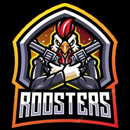 logo ayam petarung hd