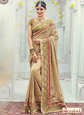 Latest-unique-indian-designer-bridal-saree-collection-for-brides-10