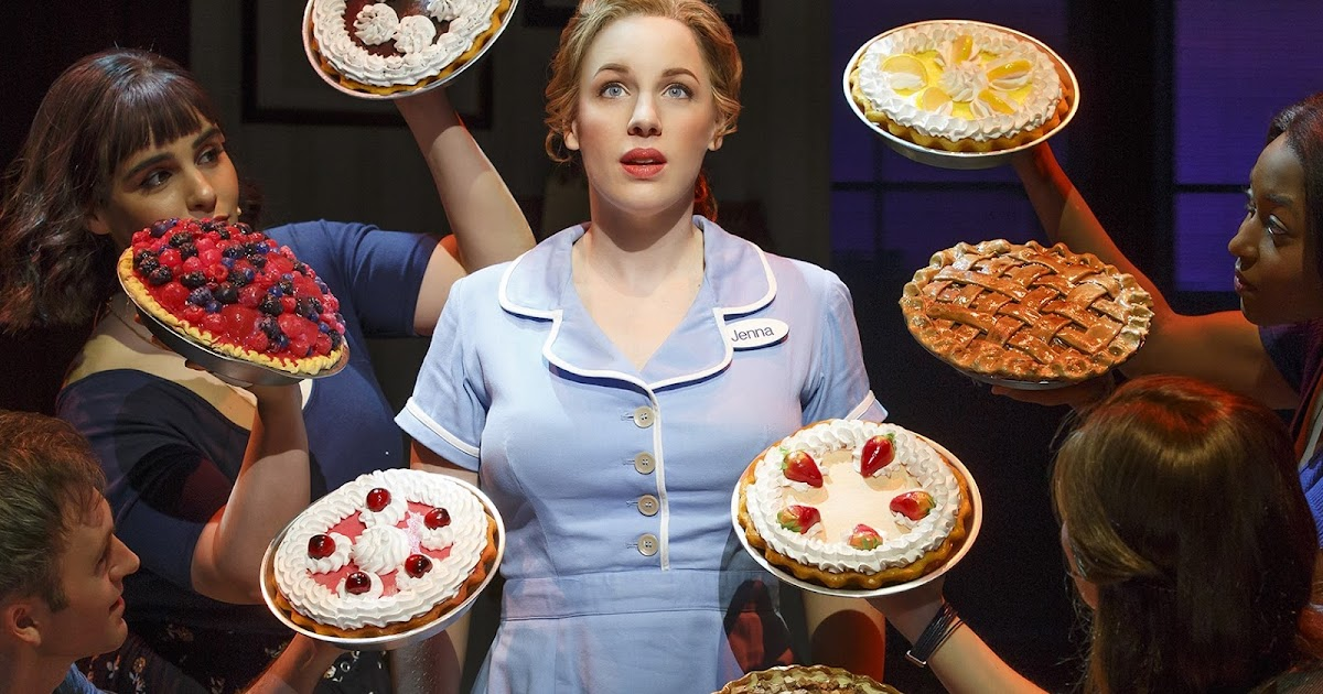 jonathan baz reviews waitress review