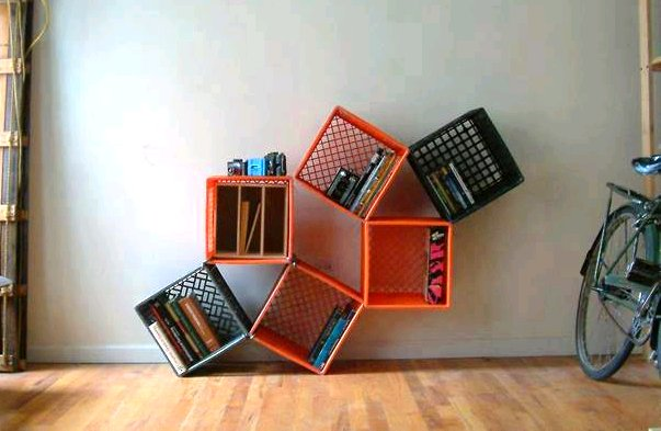 Prime Dishfunctional Designs Milk Crate Magic Neat Things You Onthecornerstone Fun Painted Chair Ideas Images Onthecornerstoneorg