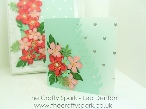 Botanical Blooms Celebration Mothers Day Card