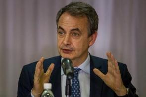 """Zapatero sigue """"empeñado"""" en solución dialogada al """"conflicto"""" de Venezuela"""