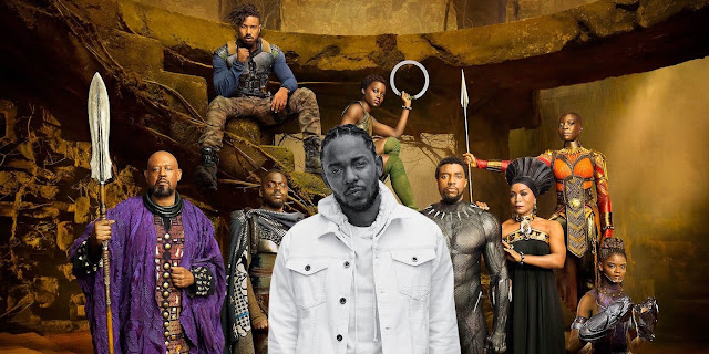 "Kendrick Lamar e Anthony Tiffith se unem para produzir a trilha sonora do filme ""Black Panther""."