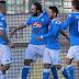 Napoli goleia o Frosinone e é Campeão de Inverno pela 1° vez desde 1989/1990.