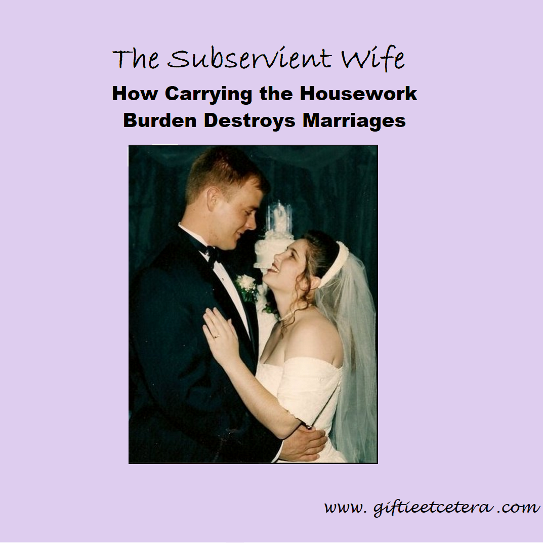 housekeeping, homemaking, marriage