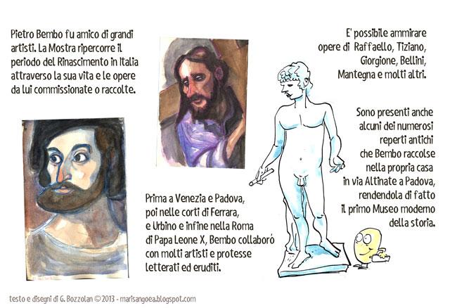 Pietro Bembo e gli artisti del Rinascimento