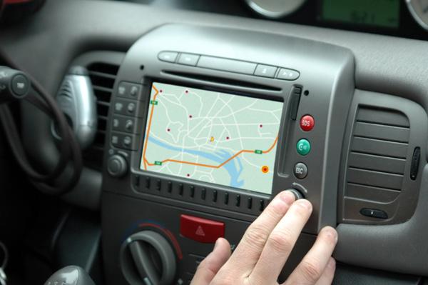 Dica do GPS no aluguel do carro em Córdoba