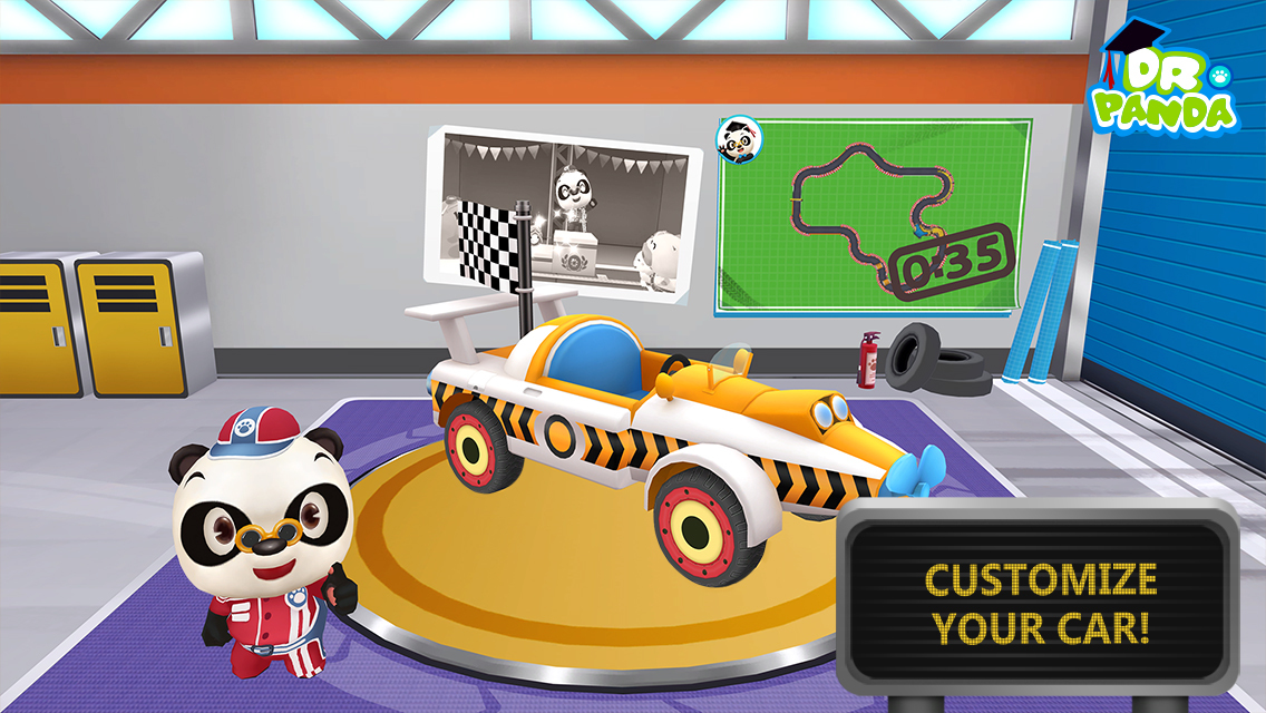 How to download Dr  Panda Racers for FREE - Apper Top