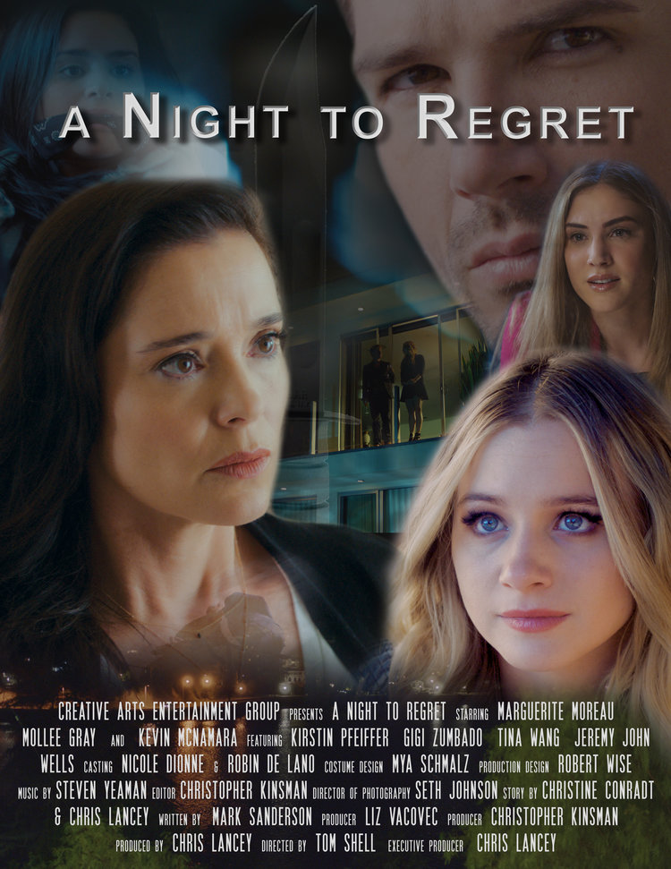 A Night to Regret 2018 Hindi Dual Audio 720p HDRip 600MB