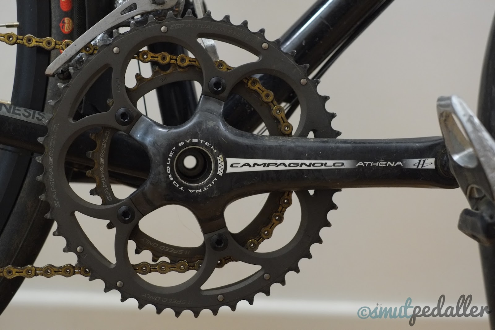 Bearing Puller Ultra Torque : The smut pedaller bish bash bosh part campagnolo